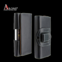 Unique belt clip leather phone case cover for case iphone 5