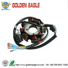 high frequency magnet generator motor coil /enamelled wire induction coil supplier