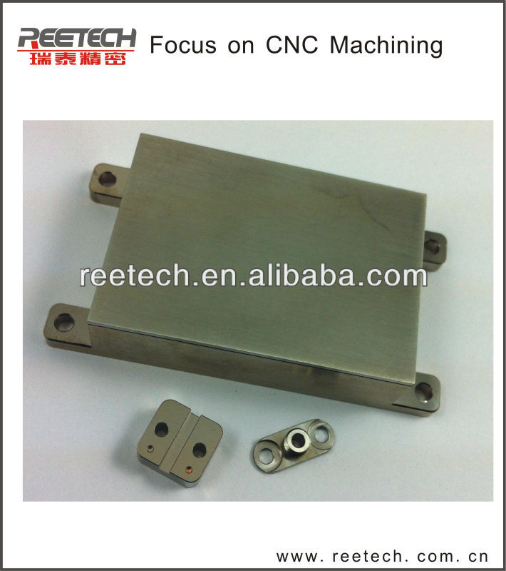 aluminum cnc machining parts from China factory