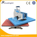 heat press machine print pictures on metal