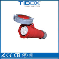Industrial socket /industrial plug /industrial connector for electronics