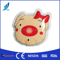 custom pvc medical gel beads cold hot pack wholesale