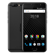 Original Ulefone T1 Dual Rear Cameras Mobile Phone 5.5 inch FHD Helio P25 Octa Core Android 7.0 6GB+64GB 16MP Cam Fingerprint 4G
