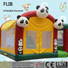 New design 0.55mm PVC Tarpaulin inflatable bouncy castles