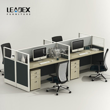 Foshan Easy Assemble Modular Workstation Call Center Cubicles