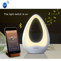 2017 LED Light Touch Control Bluetooth Speaker