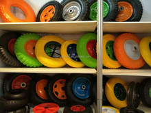 Direct From Factory Rubber Wheel 3.00-4