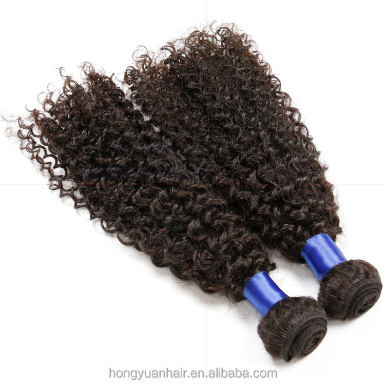 Top quality hair extension gray remy hair extensions,natural curly hair extensions