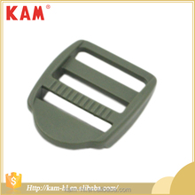 Top quality cheap bag accessories adjustable POM kam plastic buckle