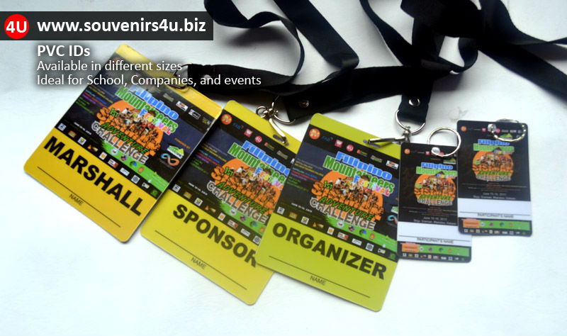 IDs - for school, company and events