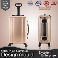 HLW president luggage pc luggage set