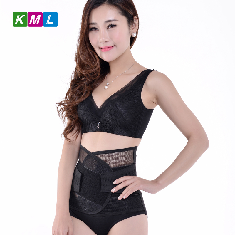 Beat against slimming body in summer, inverted summer, fresh and breathable----inflatable back support belt
