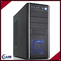 High Quality Mid Tower ATX PC computer case for ipad