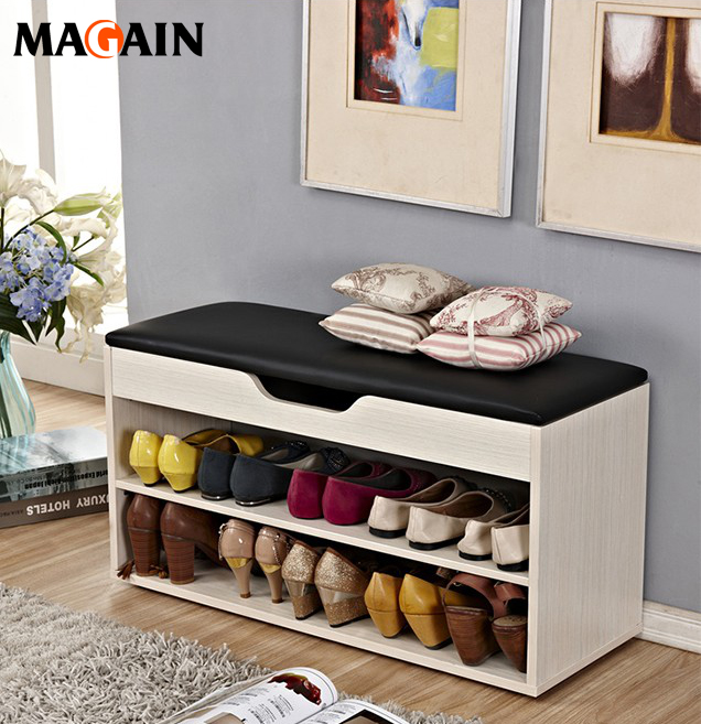 Home <strong>Furniture</strong> Design Competitive Price MDF shoe rack
