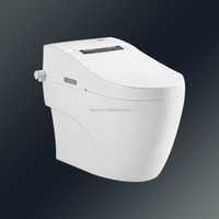 china products smart toilet auto flush bathroom portable toilet business for sale