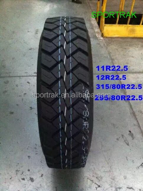 China neumaticos truck tires TBR tyre 11R22.5 best brands for sale SPORTRAK famous brand