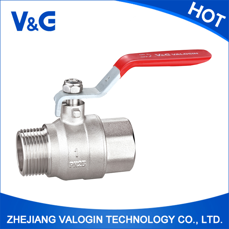 Good Reputation New Style Flanged Ball Valve