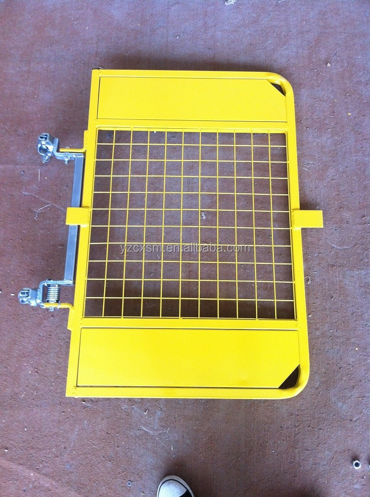 Safety Ladder Gate Power Coating