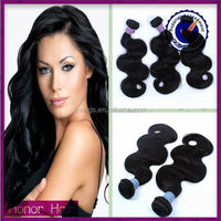Alibaba China raw unprocessed natural color body wave virgin indian hair vendors