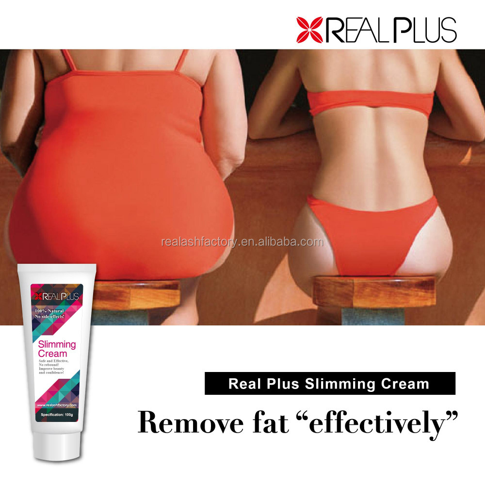 Hot slimming cream Massaging 8.8 oz slimming firming cream Real plus herbs night cream