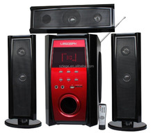 3.1 home theater speaker systems with USB SD FM REMOTE AND BLUETOOTH ODM OEM
