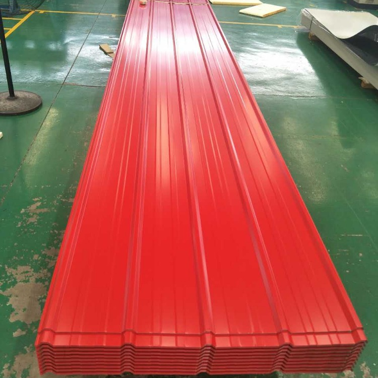 YX18-76.2-836 galvanized corrugated zinc roofing sheets, roof tiles, construction steel sheets