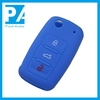 Facttory wholesale exclusive silicone car key cover for fiat