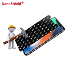 OEM ODM Nanoshield China Supply Anti-Shock Screen Protector Film Guard for iphone 6/7/8 / 6 plus/7 plus/8 plus / XS Mobile Phone