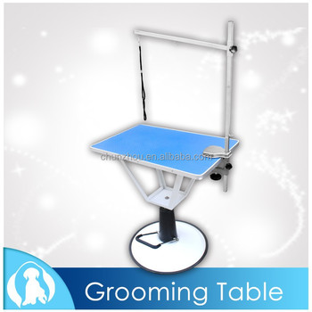Hydraulic pet grooming table/N-205/N-205A