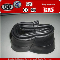 3.50-10 inch High airtightness butyl inner tube used for motorcycle