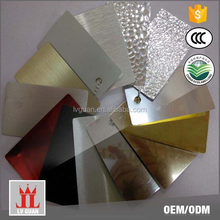 1000 Series H32 Metal Master Mirror Polish GOLD 1mm Thick Aluminum Sheets Plate Price 1060