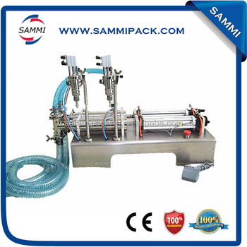 China Supplier High Quality Manual Liquid/Oil Filling Machine