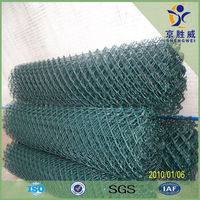 Hot Dipped Galvanized 5 Foot Chain Link Fence