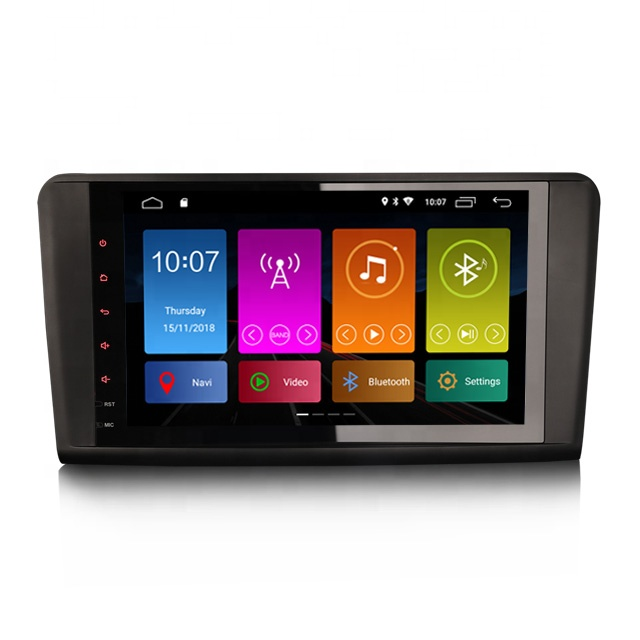 Erisin ES2894L 9 inch Android 8.1 Car DVD Player with DAB+ GPS <strong>for</strong> <strong>Benz</strong> ML/GL Klasse <strong>W164</strong> X164 Car Stereo BT SD