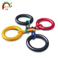 2012 new DIY wood ring puzzle toy brain teaser