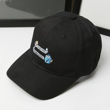 Customized embroidered logo foldable hat