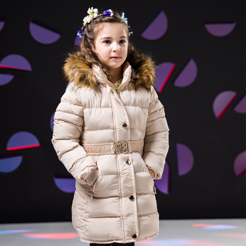 Wholesale Fashion Design Outerwear Warm kids winter clothes for Girls