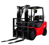 liquefied petroleum gas gasoline&LPG forklift for sale