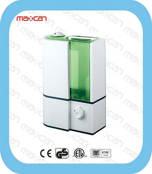 4L Light Green Ultrasonic Humidifier ce gs