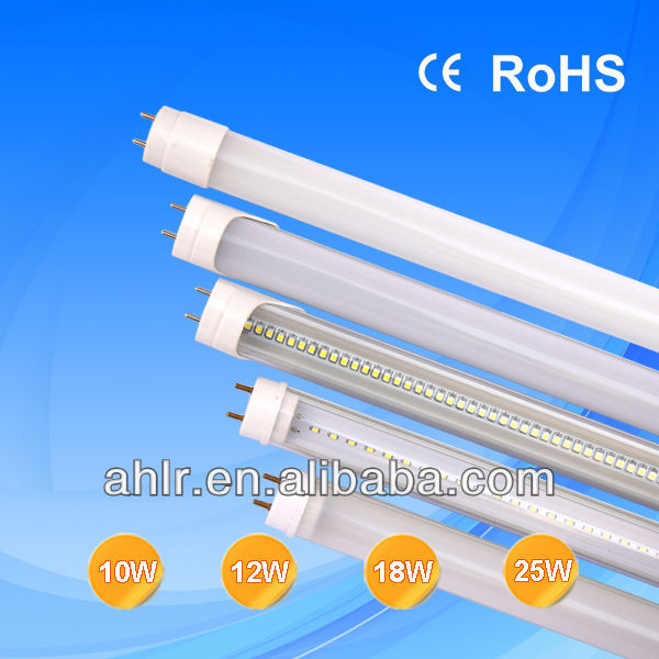 2013 high quality t8 red tube tuv tube led tube 8tubes