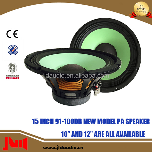 15 Inch 2000W Max Power Best Welcome In USA Bass Speaker