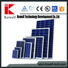 China Professional Manufacturer 270W monocrystalline Portable Solar cell 156*156