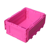 Hot sale!! Foldable Plastic Saffron Box for Home