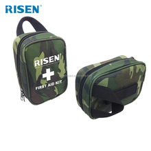 Private Label Medical Survival Rescue Army Green Tactical Military First Aid Kit Bag