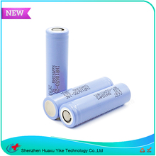 Cylindrical 29E 2900mah 10A Samsung SDI 18650 Rechargeable 3.7v Li ion Battery