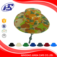 golf digital camo felt hillbilly hat