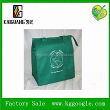 Insulated Reusable Grocery Shopping Bag , Portable Storage Bag