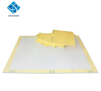 Simple design soft surface cheap pet under pad for sale