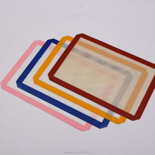 clear silicone baking mat