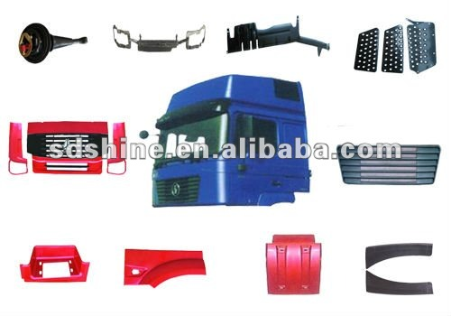 sino truck Air conditioner, Air conditioner parts,-air conditioner